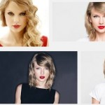 taylor swift collage