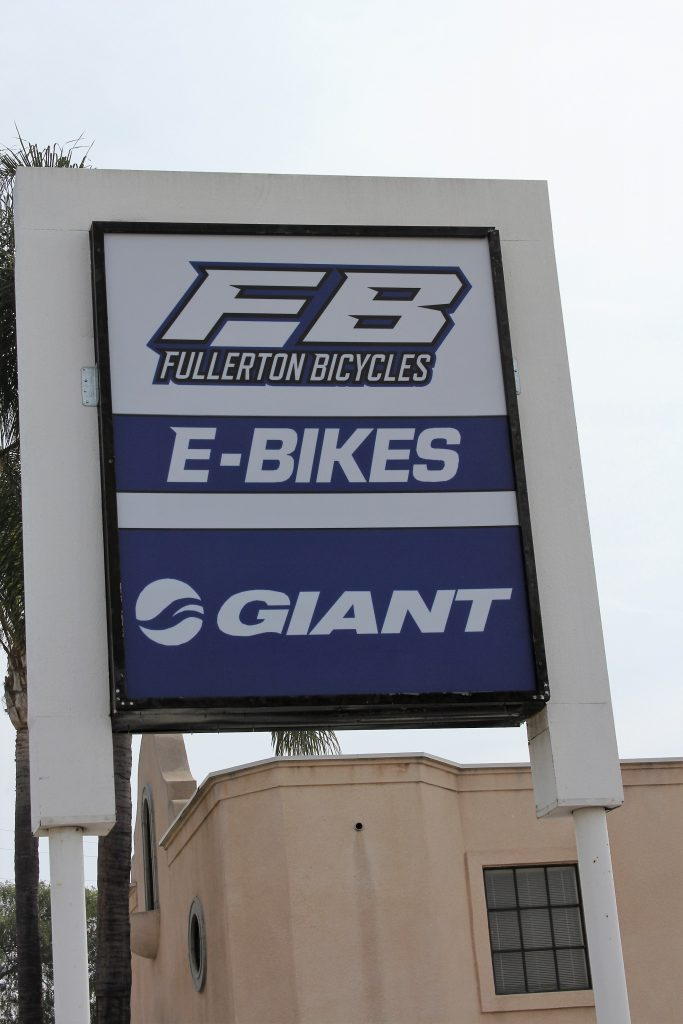 FULLERTON BICYCLES HAS A WHOLE NEW LOOK!!