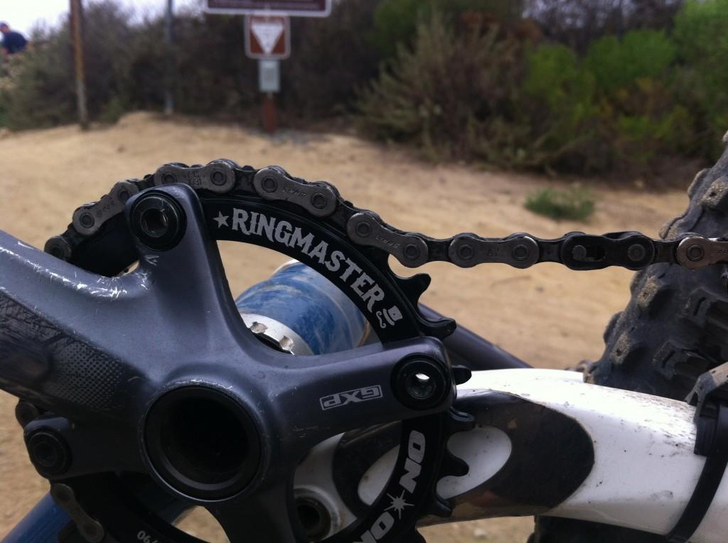 On-One Ringmaster 30