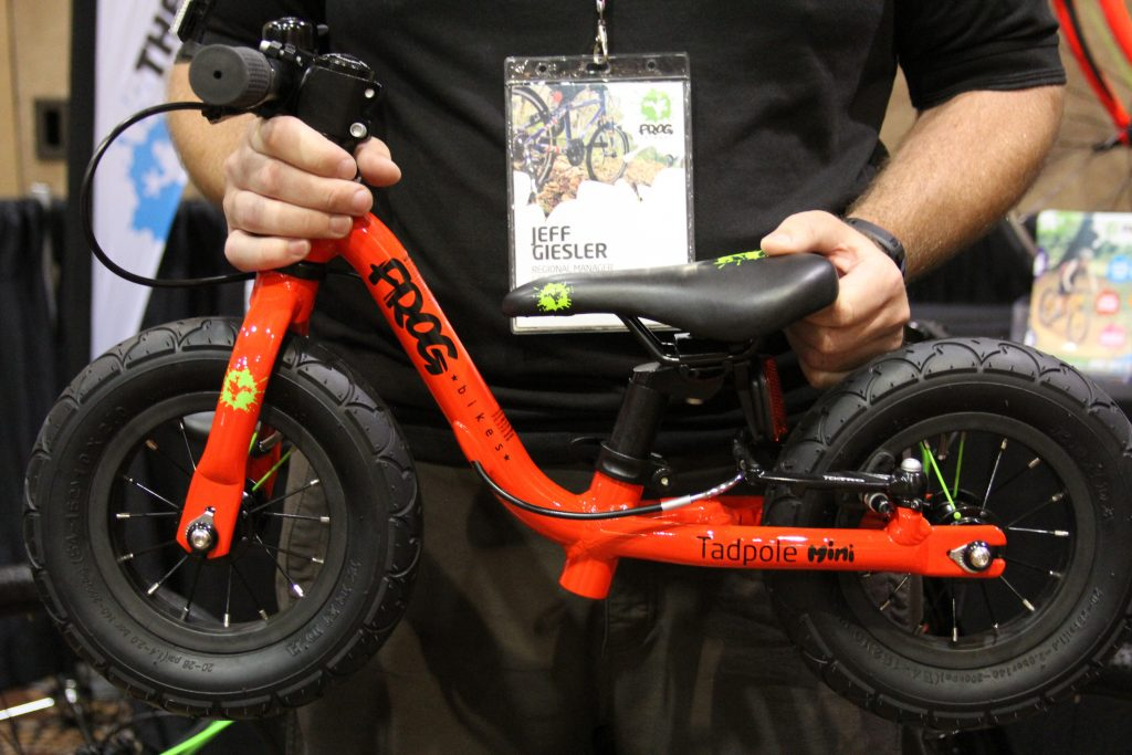 ITS GREAT TO SEE A BIKE COMPANY FOCUS ON THE KIDS WITH GREAT PRODUCT. THEY ALSO BACK THEM UP WITH GREAT WARRANTY.